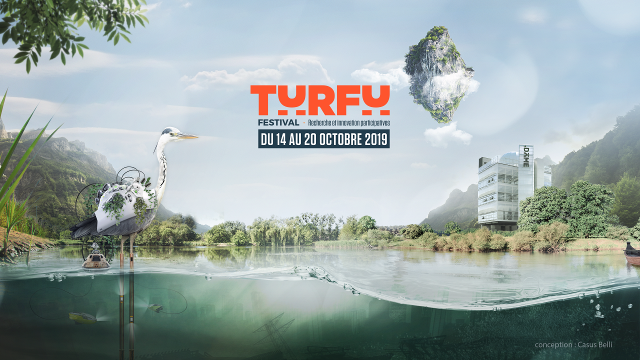 HomeKeeper sera au TURFU Festival !